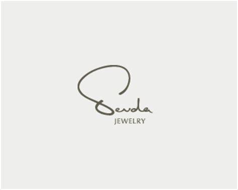 jewellery design font logopond logo brand identity inspiration sevda jewelry