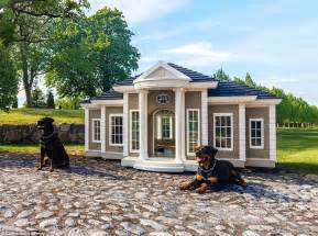 Three Bedroom Houses by Luxury Dog Kennels Costing More Than A Three Bedroom Home