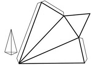 Gallery Images And Information Piramide Triangular sketch template