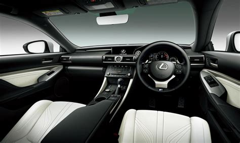 Lexus Rcf Interior by Look Right Drive Interior Of Lexus Rc F And