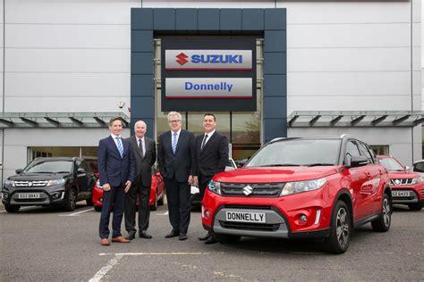 Smw Suzuki Belfast Donnelly Acquires Smw Suzuki Used Cars Ni