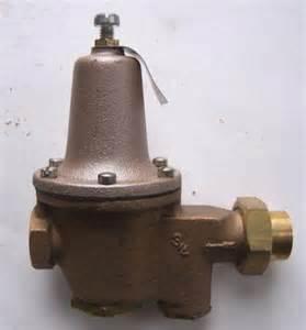 water pressure regulator valve ebay