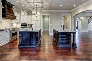 Kitchens With 2 Islands two islands kitchen design two islands