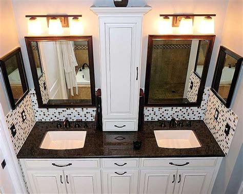 distance between sinks double vanity 112 best images about bathroom ideas on pinterest