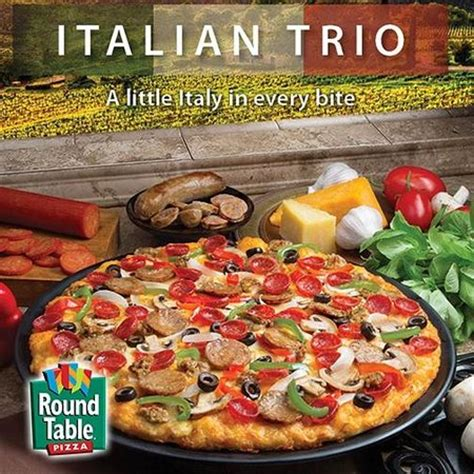 you tried our italian trio picture of table