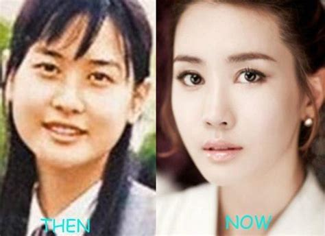korean actress without plastic surgery korean actors actresses before and after plastic surgery