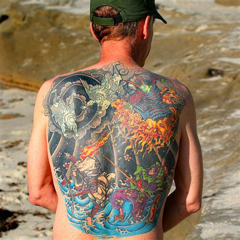 tipping tattoo artists tips for planning your back webnuggetz