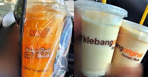 wajib cuba  melaka klebang original coconut shake