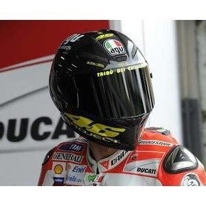 Sticker Helm Valentino Rossi by Sticker Helm 46 Project Valentino Rossi Shopee Indonesia
