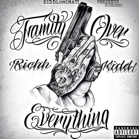 family over everything tattoo family everything related keywords family