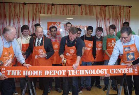 home depot technique