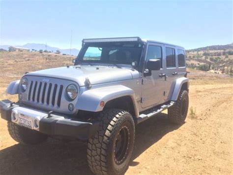 2014 Jeeps For Sale 2014 Jeep Wrangler Unlimited For Sale In Temecula