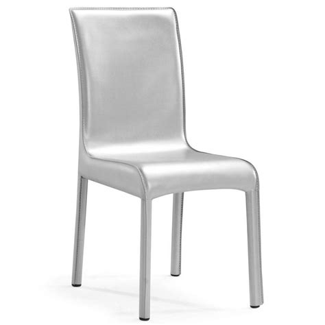 Dining Room Chairs Silver Furniture Dining Chair Dining Room Qarmazi White And