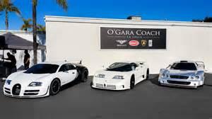 Bugatti Veyron Vs Gtr O Gara Cars Coffee Clk Gtr 3x Bugatti Veyron Eb110