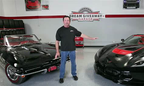 Corvette Dream Giveaway Legitimate - corvette dream giveaway strikes again with lingenfelter corvette z06 big block