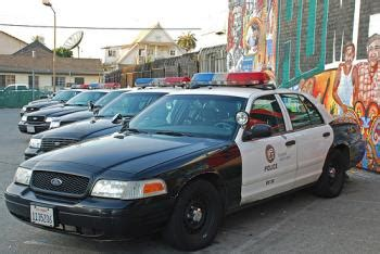 how many cars does lapd has mylot