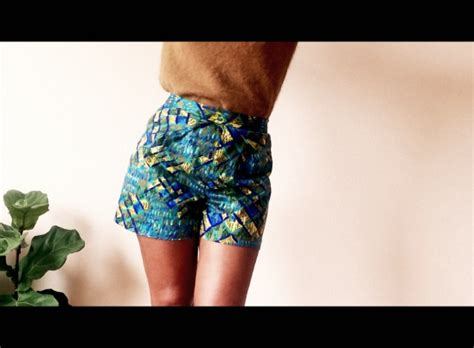 pattern for tap shorts tap shorts by ebony h project sewing pants shorts