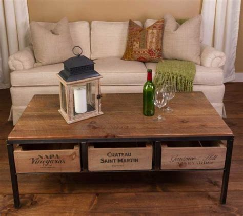 1000 ideas about country coffee table on