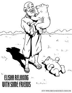 free bible coloring pages elisha printable easter coloring pages bible coloring page