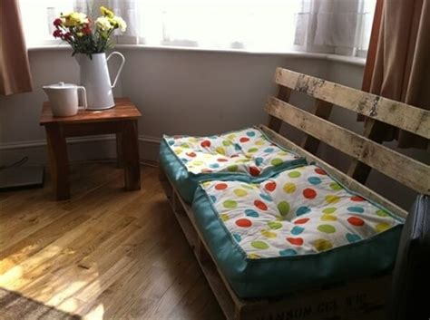 pallet couch diy 38 wood pallet decorating ideas with creativity and fun