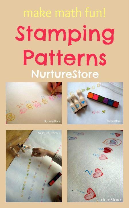 pattern making games math games maths fun and sting on pinterest