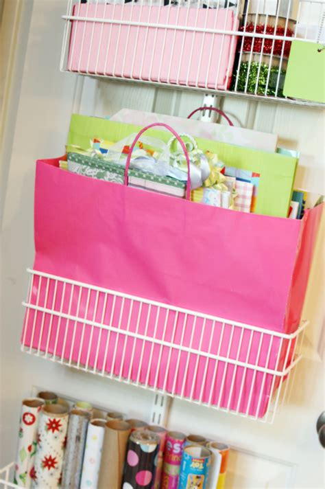 gift wrapping organization ideas iheart organizing reader space great gift wrap organization