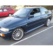 1993 Ford Escort  Overview CarGurus