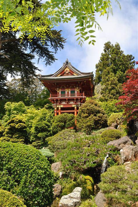 San Francisco Gardens by Japanese Tea Garden San Francisco