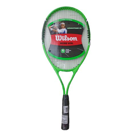 Raket Badminton Wilson Advantage wilson advantage xl tennis racket buy wilson advantage