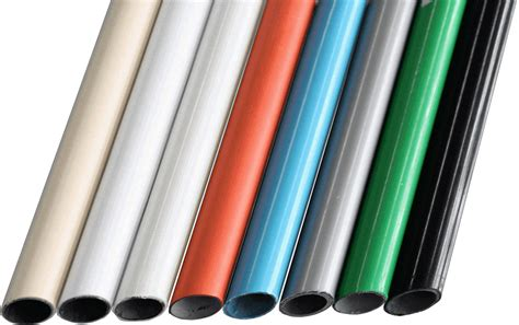 Plastic Covered by Plastic Coated Pipe From Shenzhen Yongliansheng Hardware