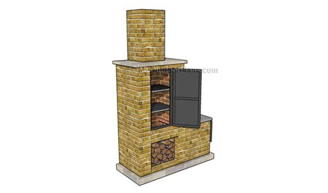 brick smoker plans wwwgrabthebasicscombarbeque