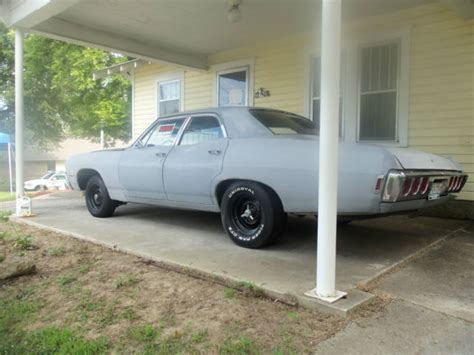 2000 chevrolet impala for sale in cullman al 2g1wf55e0y9104671 usedcarsgroup 1968 chevy impala sedan quot supernatural quot orignal 307 v 8 quot lots of new parts
