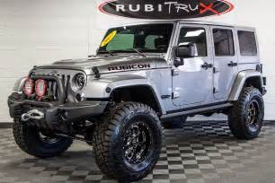 Jeep Rubiccon 2017 Jeep Wrangler Rubicon Unlimited Firecracker