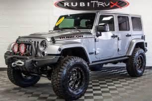 Jeep Wrangler Unlimited Rubicon 2017 Jeep Wrangler Rubicon Unlimited Firecracker