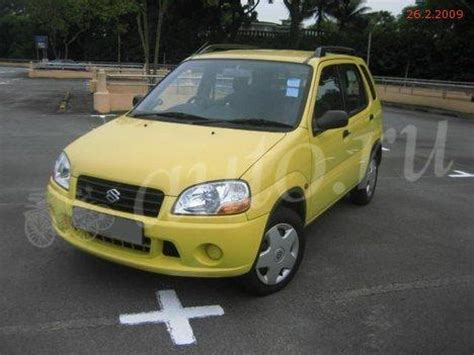 Suzuki Ignis Automatic For Sale 2003 Suzuki Ignis Photos 1 3 Gasoline Ff Automatic For