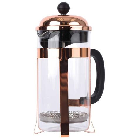 french coffee house music wyndham house 33 8 oz copper colored french press coffee maker new