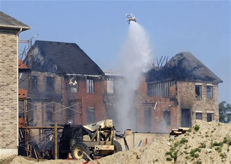 Kitchener To Mississauga Go by Arson Now Suspected In 5m Townhome In Kitchener