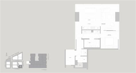 City Center Floor Plan by New Dc Condo Building News