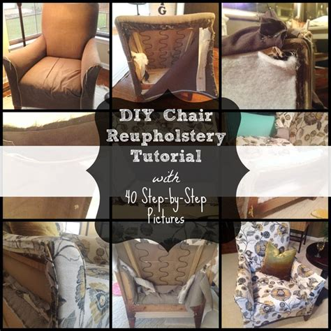 diy couch reupholstery diy chair reupholstery tutorial