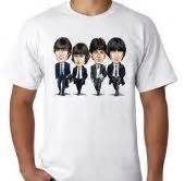 Kaos Band Yellow kaos the beatles kaos premium
