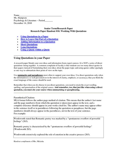 quotations in research papers quotes about research papers quotesgram