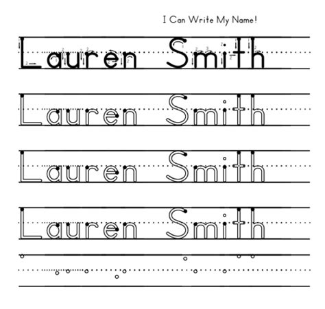 printable worksheets for preschoolers to write their name help preschoolers learn to write their name national