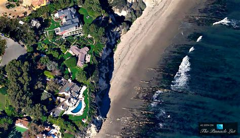 barbra streisand house barbra streisand s oceanfront estate at point dume in malibu california the