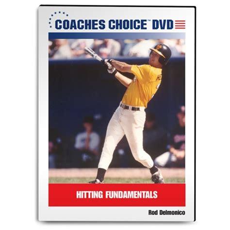 baseball swing fundamentals hitting fundamentals download format 827008042494 dow