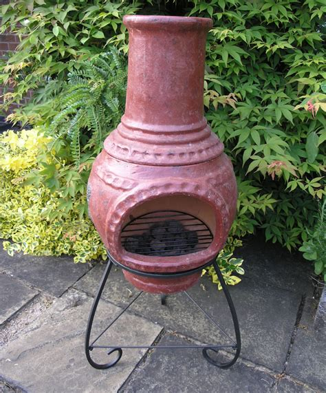 Fireplace Clay by Astonishing Decoration Chiminea Clay Outdoor Fireplace