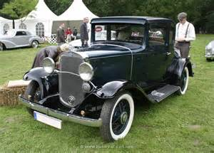 chevrolet 1931 series ae independence 5window coupe the