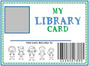 free library card template 25 best ideas about library cards on