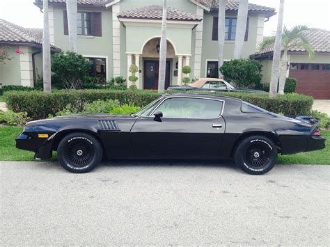 79 camaro for sale 79 camaro z28 numbers matching documented loaded classic