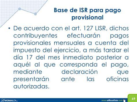 tabla para el calculo de isr anual por sueldos y salarios 2016 ejercicio de calculo de isr 2016 ejemplo del calculo de