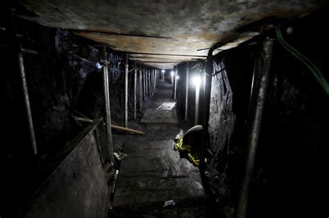 Secret Tunnel Discovered Before World S Bank Heist